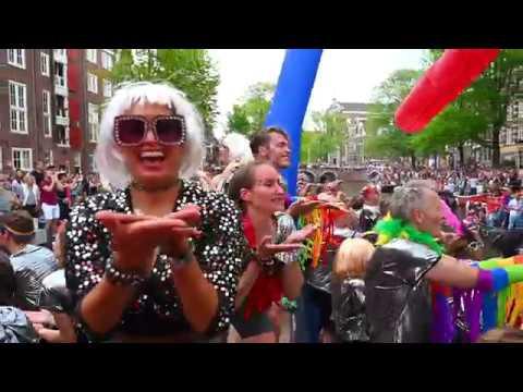 Amsterdam UMC Canal Parade 2019