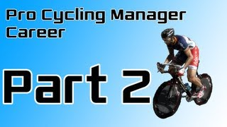 Pro Cycling Manager 2012 - career - part 2