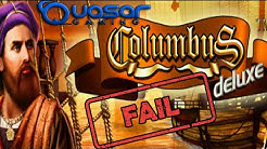 FAIL| Quasar-gaming- COLUMBUS DELUXE auf 1€