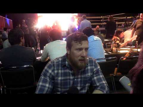 Daniel Bryan Interview: Comeback to the ring, his Daughter, Dream Matches, Free Time
