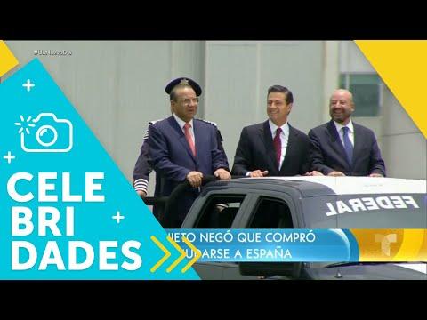 ¡Tremendo escándalo está viviendo Enrique Peña Nieto!   Un Nuevo Día   Telemundo