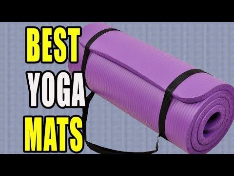 5 Best Yoga Mats in 2020