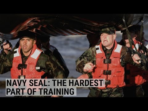 A Navy SEAL reveals the hardest part of training - YouTube