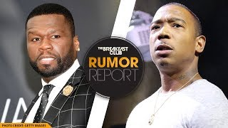 50 Cent Laughs At Ja Rule\'s Supposed Money Problems