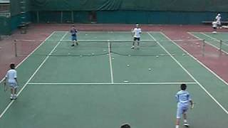 Tennis Games:  Olympic Tennis