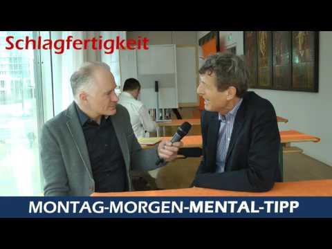 Mental Tipp Schlagfertigkeit mit Michael Rossié