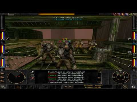 Wizardry 8 (HD) - More Rattkin Goons and Snipers  