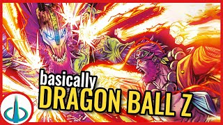 """This DRAGON BALL Z Knock-Off is Actually Pretty Dang Cool (""""No One Left to Fight"""")"""