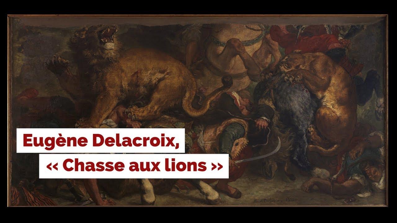 Delacroix Trois Tableaux Meconnus 1 3 Youtube