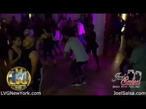 Les Twins at LVG Salsa Social in NYC
