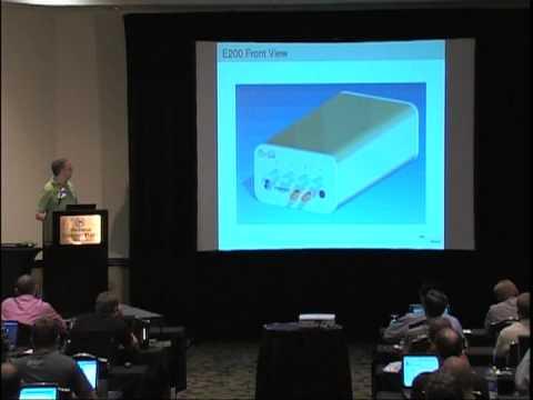 GRCon12: Ettus - New USRP Hardware