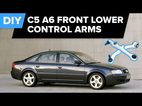 Audi Control Arm Replacement A6 Lower FCP Euro