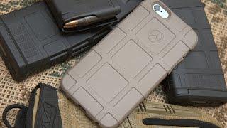 """Видео обзор чехла Field Case для Iphone 6 и 6s от """"Magpul""""."""