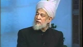 Rencontre Avec Les Francophones 30 mars 1998 Question Réponse Islam Ahmadiyya