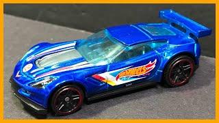 Corvette C7R Review & Top Speed Test - Hot Wheels
