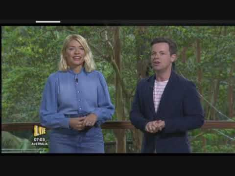 I'm a Celebrity 2018 - Dec & Holly Funny About Nick Knowles