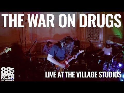 The War on Drugs || 885 Live @ The Village Studios || FULL S