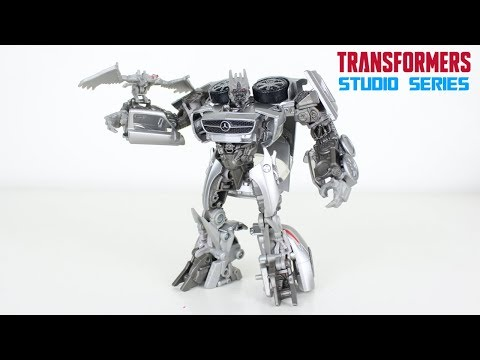 Transformers Studio Series SS-51 Deluxe Class Soundwave Review