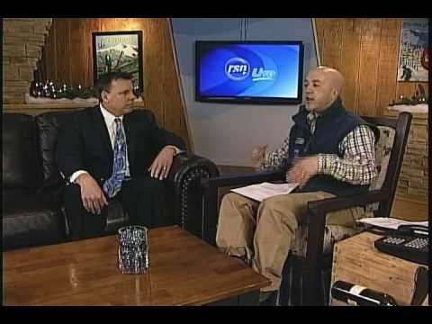 RSN Interview Chris Proulx talks to Scott McKinnon the CEO of Memorial Hospital
