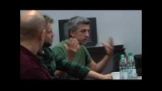 """Charla director Eryk Rocha y fotógrafo Miguel Vassy - ECU 2012"""