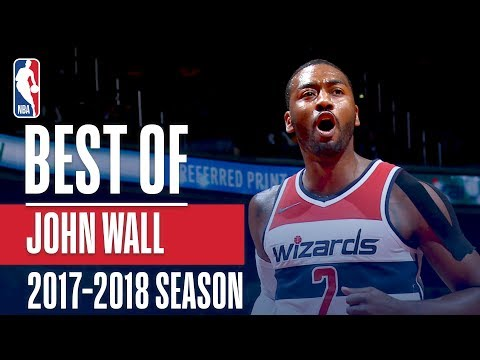 Best of John Wall | 2018 NBA Season