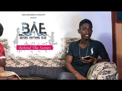 BAE TV Series (Before Anything Else) _Eps 1 Trailer S1 (KKB Multimedia Concepts)