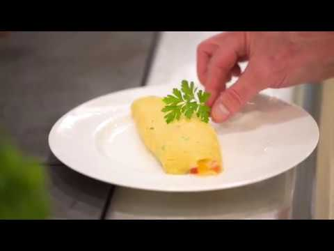 A GREAT Omelette Master Class by Gary Rhodes