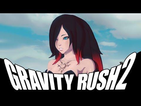 Gravity Rush 2 - ОБЗОР ЭКСКЛЮЗИВА НА PS4 PRO