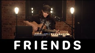 Friends Jake Donaldson Marshmello Anne-Marie Cover.mp3