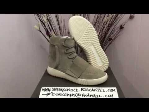 153797490 Adidas Yeezy 750 Boost for sale size 10 with receipt