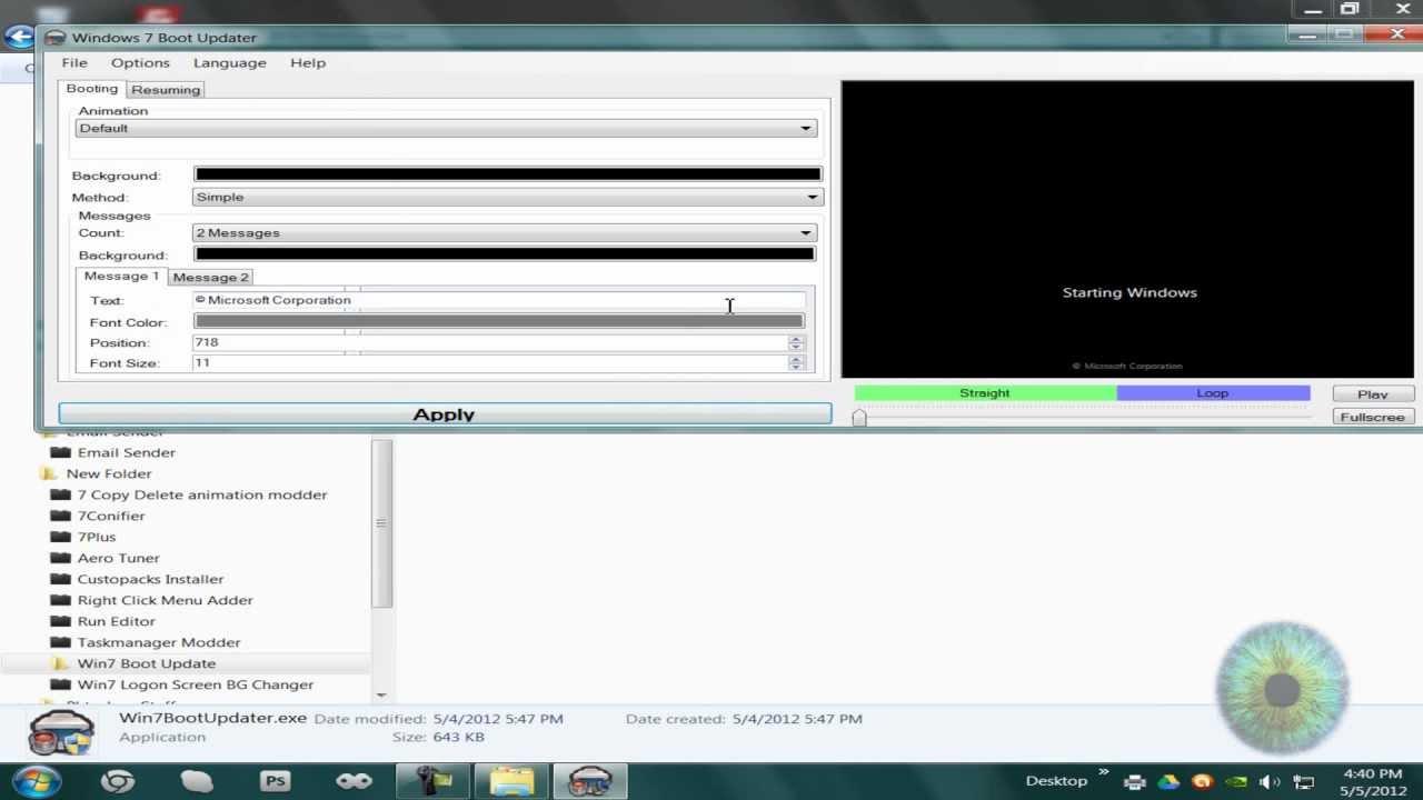 10 Very Useful Windows 7 Customization Tools [1080p]