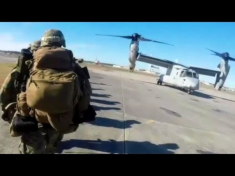 This is How U.S. Marines Defeat an Enemy From the Air