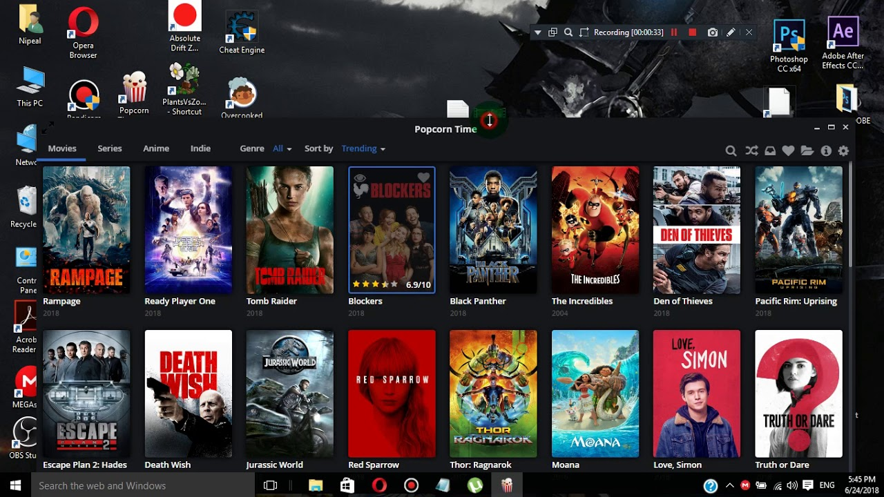 How To Watch And Download Any New Movie For Pc And Android Very