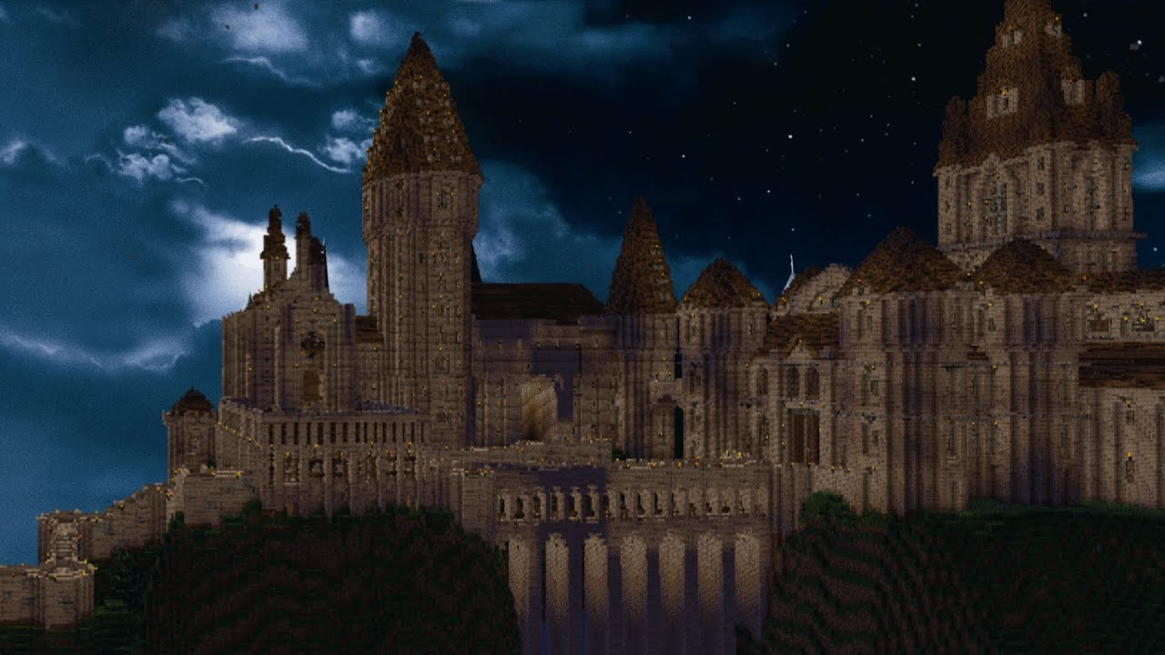 Hogwarts In Minecraft - Downloadable Today - Dowload Link ...
