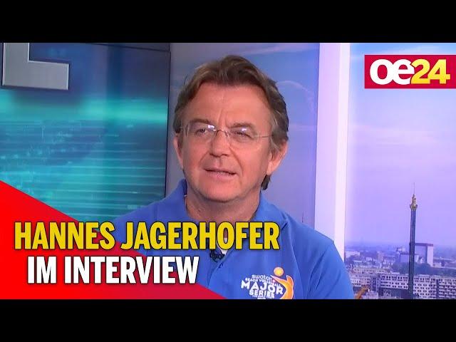 Fellner! LIVE: Hannes Jagerhofer im Interview