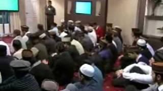 Gulshan-e-Waqfe Nau (Khuddam) Class: 6th December 2009 - Part 2 (Urdu)