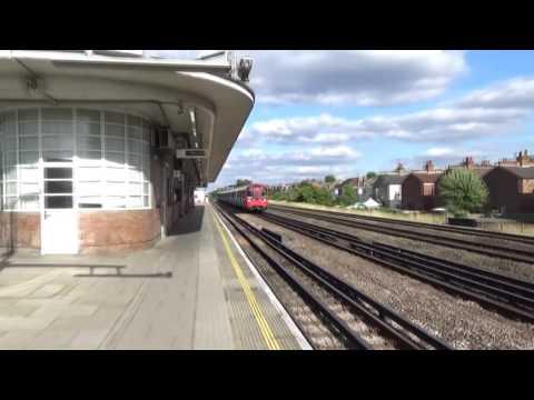 London Underground Observations 05 07 16