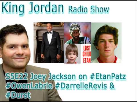 S5E22Joey Jackson on King Jordan Radio #Owen Labrie #RobertDurst #EtanPatz #Revis