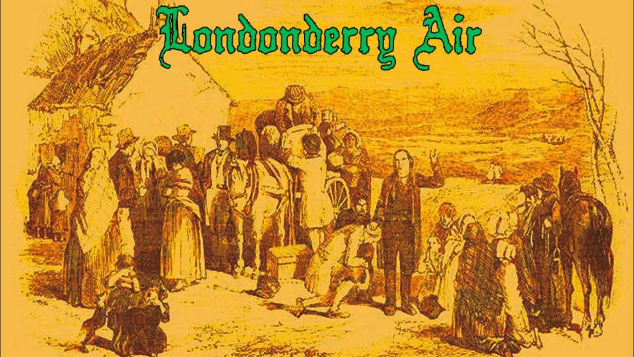 Who wrote londonderry air