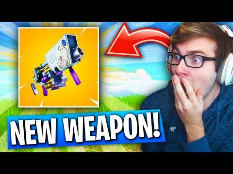 *NEW* LEGENDARY LAUNCHER Coming To Fortnite: Battle Royale! (NEW Update!)