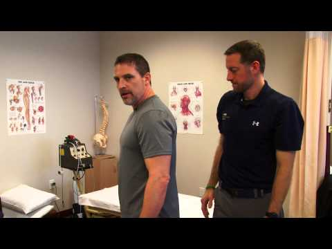 Screening for thoracic spine mobility in athletes