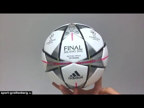 Adidas Finale Milano - Top Training (Champions League 2016)