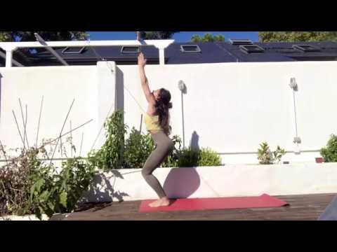 surya namaskar b ashtanga yoga  youtube