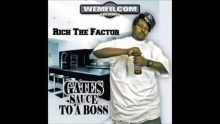 Rich The Factor   No Pain, No Gain Feat  Diamond G