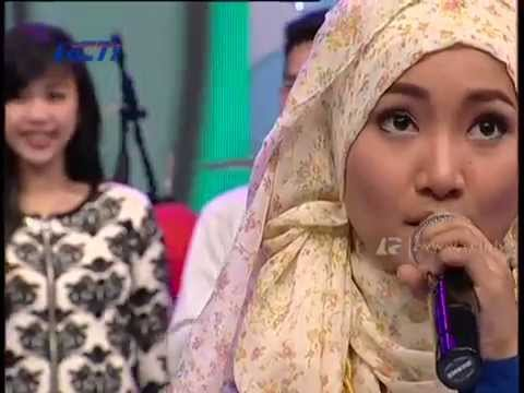 Fatin Shidqia 'Dia Dia Dia' - dahSyat 13 Agustus 2014