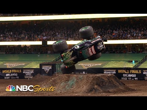 Monster Jam 2019: Syracuse, NY   EXTENDED HIGHLIGHTS   Motorsports On NBC