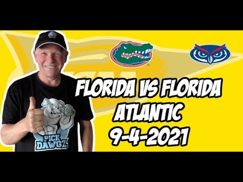 Florida Gators vs. FAU: Game Info, Odds, Where to Watch and More