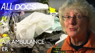 Air Ambulance ER: Van Collides with an Articulated Lorry | Hospital Documentary | Reel Truth
