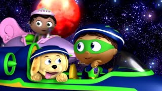 Super WHY! ✳️ National Aviation Day ✳️ Galileo's Space Adventure ✳️ S02 E215 (HD)