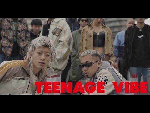 kZm - TEENAGE VIBE feat. Tohji (Prod. Chaki Zulu)